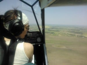 Lindsay - Commercial pilot to be