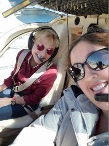 Dianna Stanger - Fly It Forward Pilot