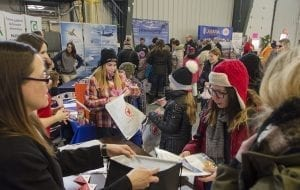 Thousands of girls of all ages attend WOAW event in Lachute