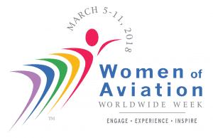 Women Of Aviation Week, March 5-11, 2018, iWOAW