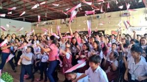 aliac pink paper planes woaw