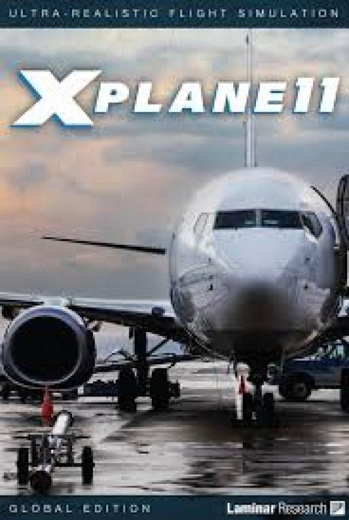 Xplane11 flight simulator 1