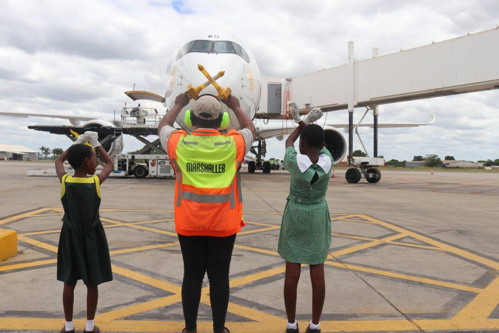 Marshalling in Zimbabwe